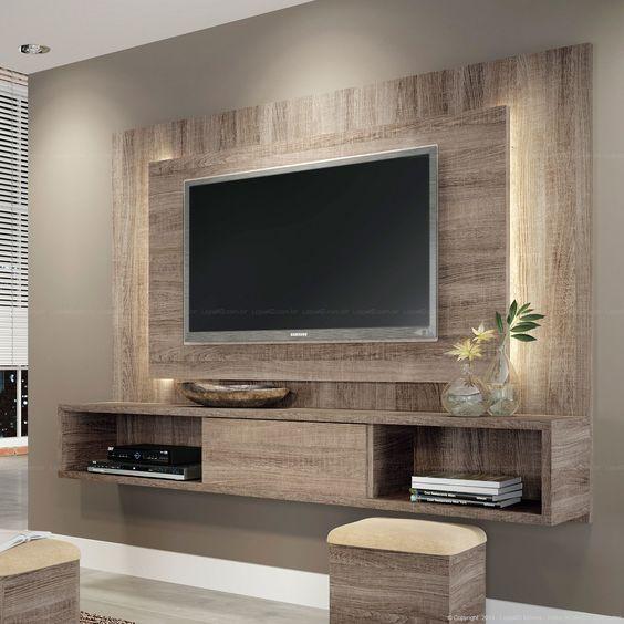 Панель консоли для ТВ со светодиодной подсветкой